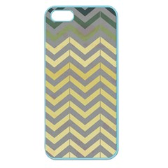 Abstract Vintage Lines Apple Seamless Iphone 5 Case (color)