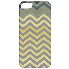 Abstract Vintage Lines Apple Iphone 5 Classic Hardshell Case