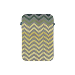 Abstract Vintage Lines Apple iPad Mini Protective Soft Cases
