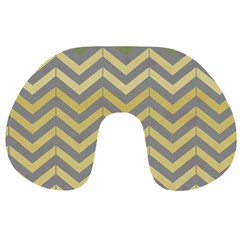 Abstract Vintage Lines Travel Neck Pillows