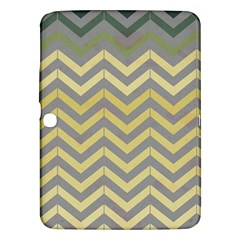 Abstract Vintage Lines Samsung Galaxy Tab 3 (10 1 ) P5200 Hardshell Case