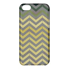 Abstract Vintage Lines Apple iPhone 5C Hardshell Case