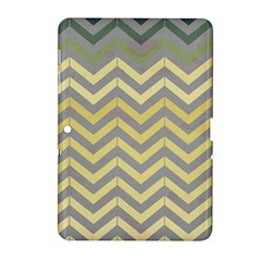Abstract Vintage Lines Samsung Galaxy Tab 2 (10 1 ) P5100 Hardshell Case