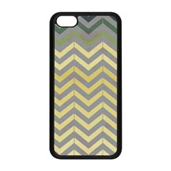 Abstract Vintage Lines Apple Iphone 5c Seamless Case (black)