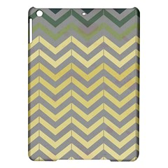 Abstract Vintage Lines iPad Air Hardshell Cases