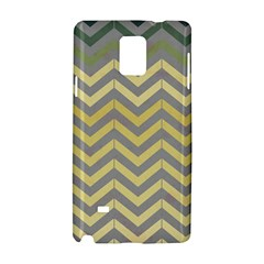 Abstract Vintage Lines Samsung Galaxy Note 4 Hardshell Case