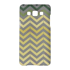 Abstract Vintage Lines Samsung Galaxy A5 Hardshell Case