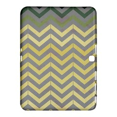 Abstract Vintage Lines Samsung Galaxy Tab 4 (10 1 ) Hardshell Case