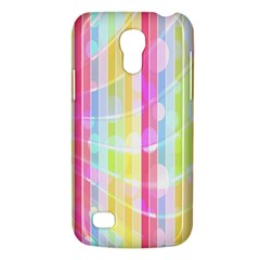 Colorful Abstract Stripes Circles And Waves Wallpaper Background Galaxy S4 Mini
