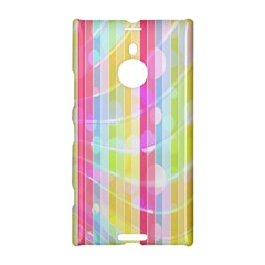 Colorful Abstract Stripes Circles And Waves Wallpaper Background Nokia Lumia 1520