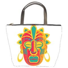 Mask Bucket Bags