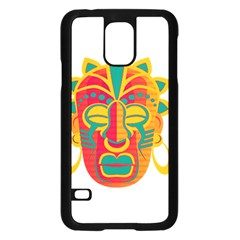 Mask Samsung Galaxy S5 Case (black)