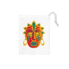 Mask Drawstring Pouches (Small)