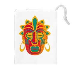 Mask Drawstring Pouches (Extra Large)