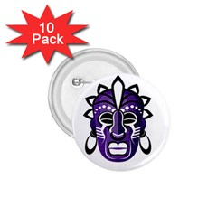 Mask 1.75  Buttons (10 pack)