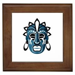 Mask Framed Tiles