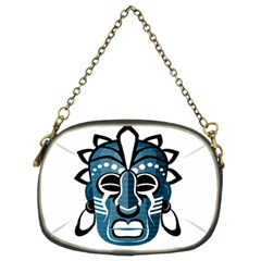 Mask Chain Purses (Two Sides)