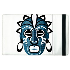 Mask Apple iPad 3/4 Flip Case