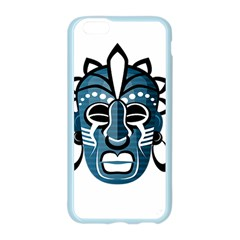 Mask Apple Seamless iPhone 6/6S Case (Color)