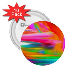 Abstract Illustration Nameless Fantasy 2 25  Buttons (10 Pack)
