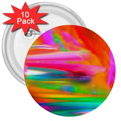 Abstract Illustration Nameless Fantasy 3  Buttons (10 pack)