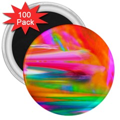 Abstract Illustration Nameless Fantasy 3  Magnets (100 Pack)