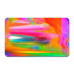 Abstract Illustration Nameless Fantasy Magnet (Rectangular)