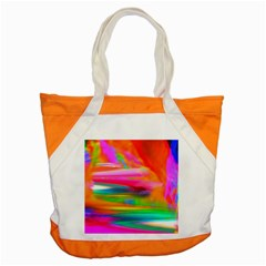 Abstract Illustration Nameless Fantasy Accent Tote Bag