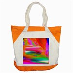 Abstract Illustration Nameless Fantasy Accent Tote Bag Front