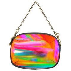 Abstract Illustration Nameless Fantasy Chain Purses (two Sides)