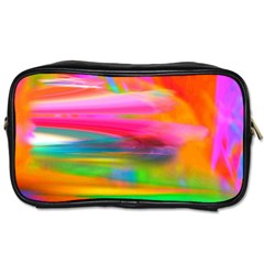 Abstract Illustration Nameless Fantasy Toiletries Bags 2 Side