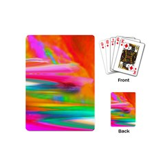 Abstract Illustration Nameless Fantasy Playing Cards (mini)