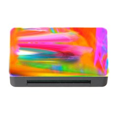 Abstract Illustration Nameless Fantasy Memory Card Reader With Cf