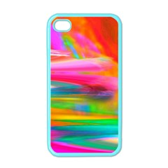 Abstract Illustration Nameless Fantasy Apple Iphone 4 Case (color)