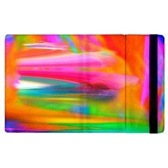 Abstract Illustration Nameless Fantasy Apple Ipad 2 Flip Case