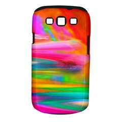 Abstract Illustration Nameless Fantasy Samsung Galaxy S Iii Classic Hardshell Case (pc+silicone)
