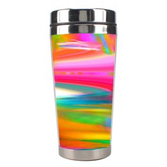 Abstract Illustration Nameless Fantasy Stainless Steel Travel Tumblers