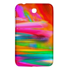 Abstract Illustration Nameless Fantasy Samsung Galaxy Tab 3 (7 ) P3200 Hardshell Case