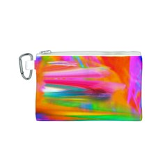 Abstract Illustration Nameless Fantasy Canvas Cosmetic Bag (s)