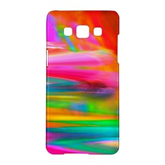 Abstract Illustration Nameless Fantasy Samsung Galaxy A5 Hardshell Case