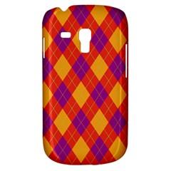 Plaid pattern Galaxy S3 Mini