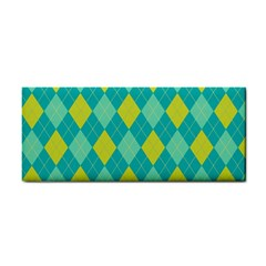 Plaid pattern Cosmetic Storage Cases