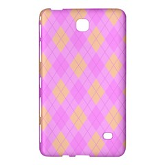 Plaid pattern Samsung Galaxy Tab 4 (7 ) Hardshell Case