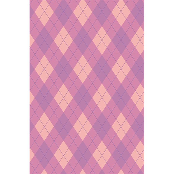 Plaid pattern 5.5  x 8.5  Notebooks