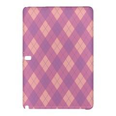 Plaid pattern Samsung Galaxy Tab Pro 12.2 Hardshell Case