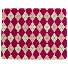 Plaid pattern Jigsaw Puzzle Photo Stand (Rectangular)
