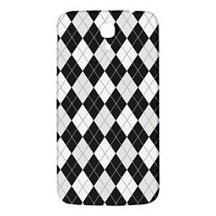 Plaid pattern Samsung Galaxy Mega I9200 Hardshell Back Case