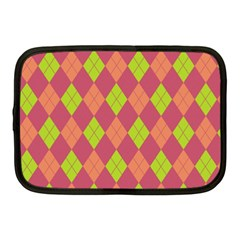 Plaid pattern Netbook Case (Medium)
