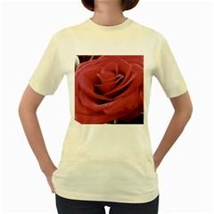 Image Women s Yellow T-Shirt