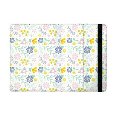 Vintage Spring Flower Pattern  Apple iPad Mini Flip Case